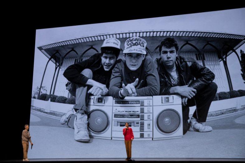 Il trailer del documentario di Spike Jonze sui BEASTIE BOYS