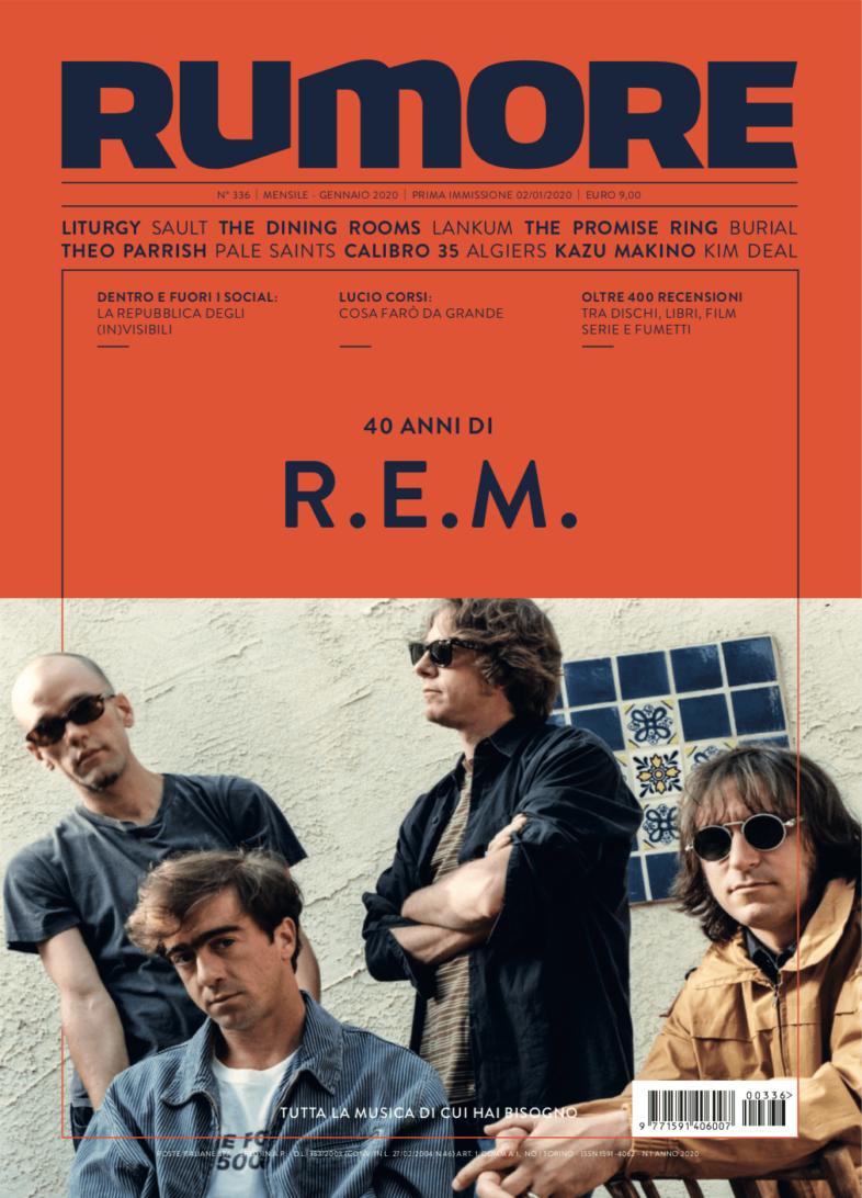 40 anni di R.E.M. su RUMORE