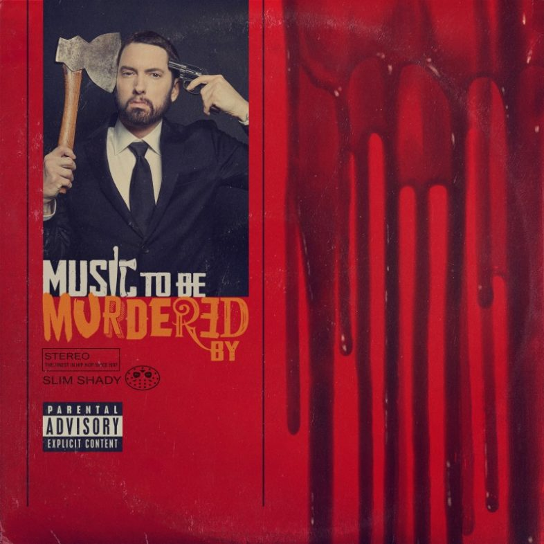 """EMINEM esce il suo nuovo disco """"Music To Be Murdered By"""""""