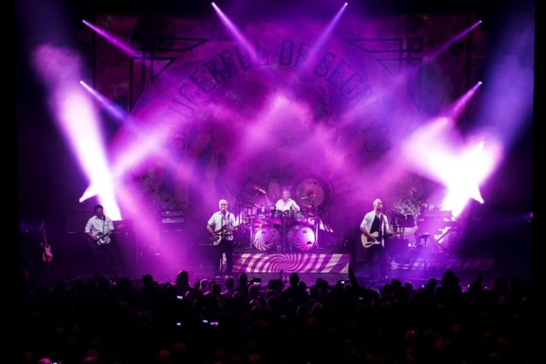 "NICK MASON'S SAUCERFUL OF SECRETS in aprile arriva il doppio ""Live At The Roundhouse"""