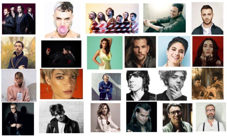 Festival di Sanremo: Dopo i 24 big, conosciamo chi ci sarà nella serata dei Duetti
