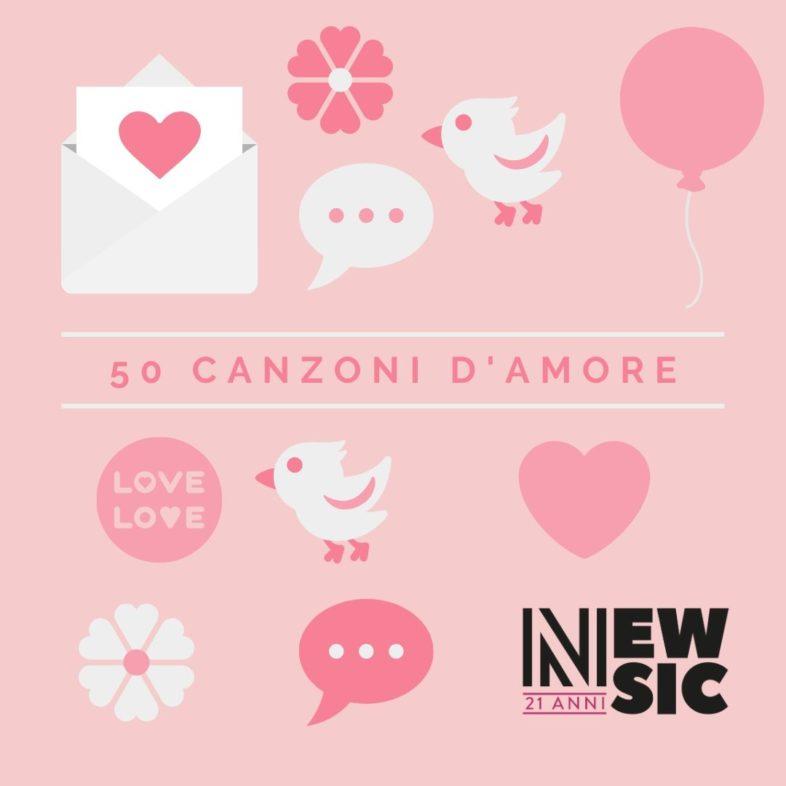 Playlist: 50 canzoni d'amore per San Valentino 2020