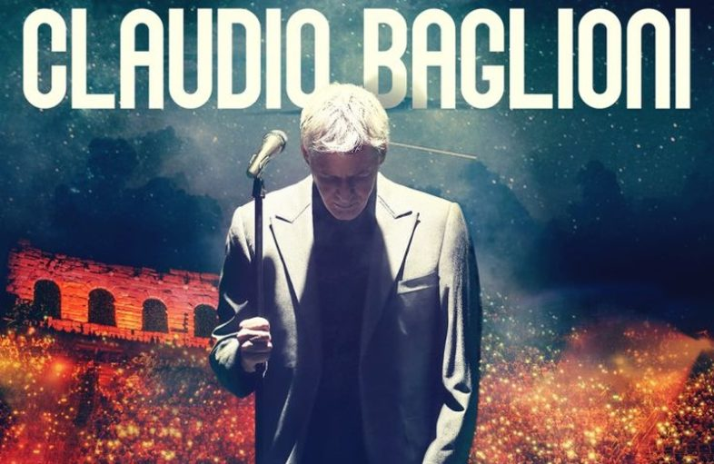 CLAUDIO BAGLIONI due nuovi concerti a Siracusa e a Verona. Info e biglietti
