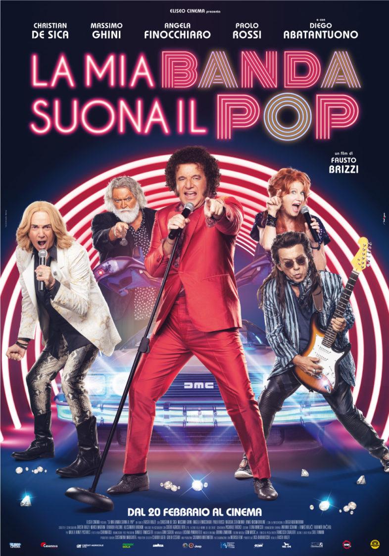 SANREMO 2020: il cast di La mia banda suona il pop