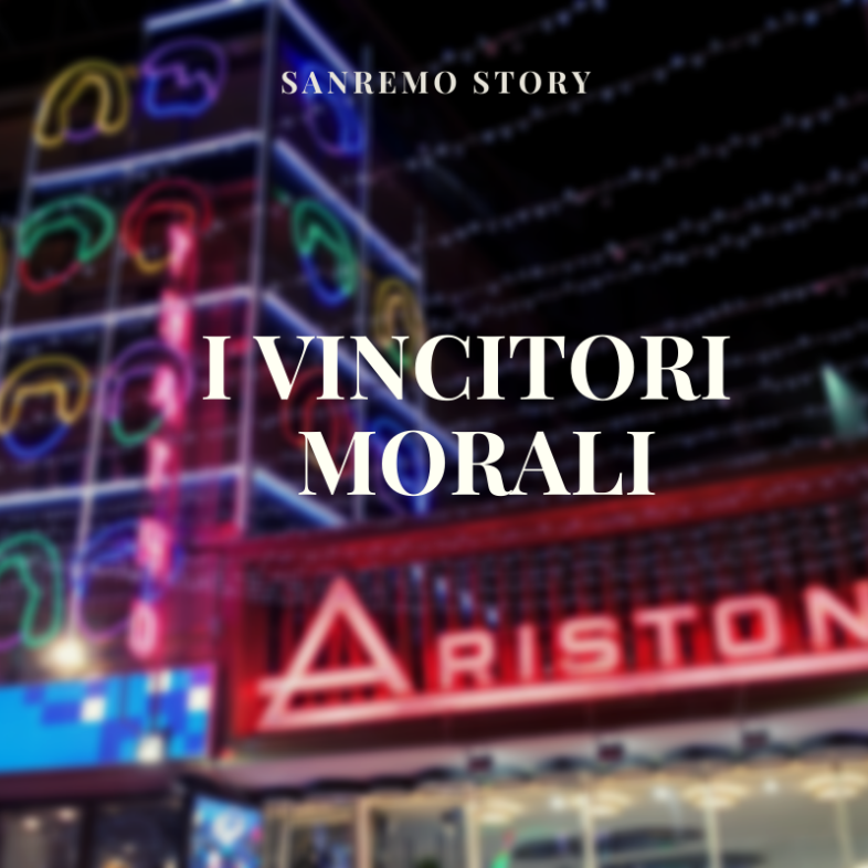 Playlist: SANREMO STORY – I vincitori morali