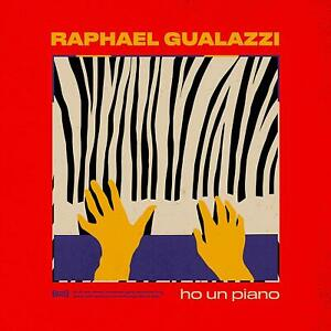 Recensione: RAPHAEL GUALAZZI – Ho un piano
