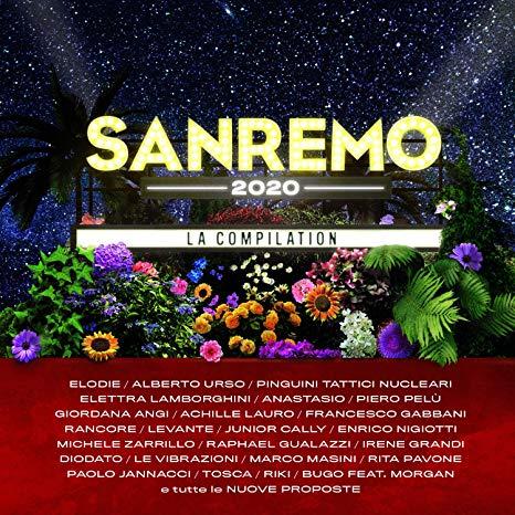 La compilation di SANREMO 2020 alla numero uno nella classifica album italiana