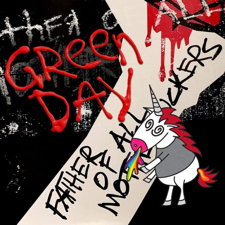 Recensione: GREEN DAY – Father of All Motherfuckers