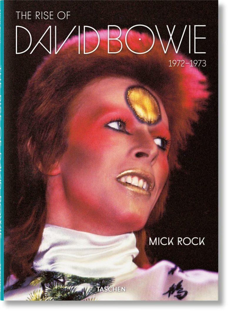 """Esce per Taschen """"The Rise of David Bowie, 1972–1973"""" il libro fotografico di Mick Rock su DAVID BOWIE"""