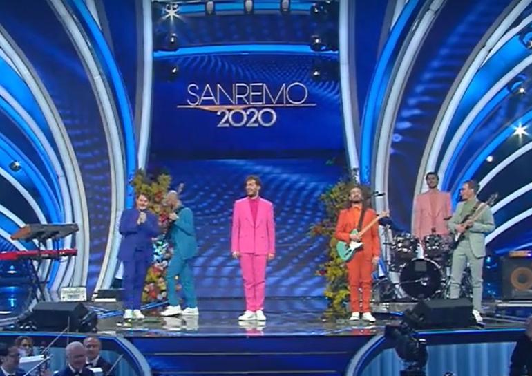 SANREMO 2020: la pagella dei look della terza serata
