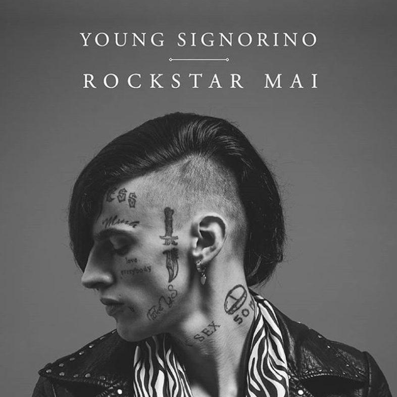 """YOUNG SIGNORINO esce il nuovo singolo """"Rockstar Mai"""""""