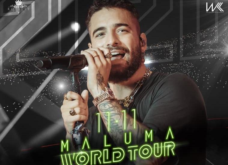 """MALUMA il nuovo video """"Que Chimba"""" e in concerto a Milano a settembre"""