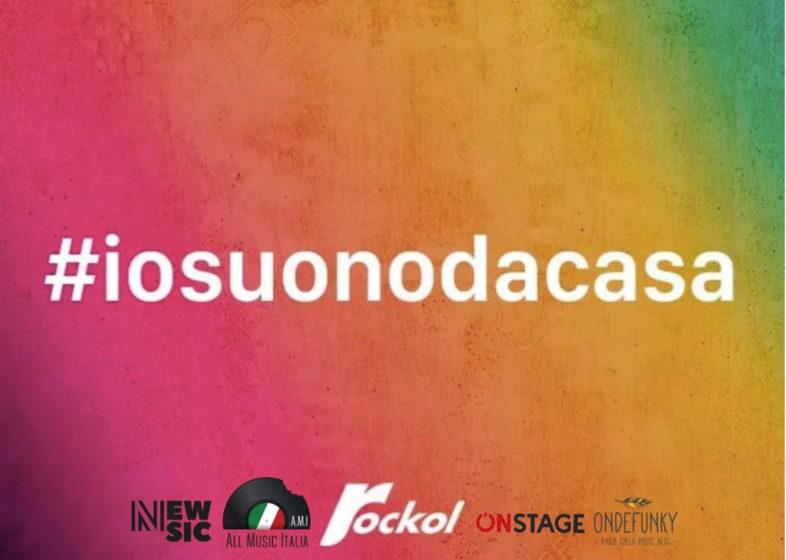 #iosuonodacasa: ecco la lista dei primi concerti da casa