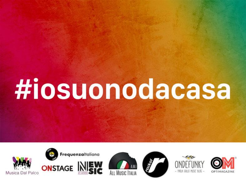 #iosuonodacasa: Tutti i nuovi appuntamenti dei concerti in streaming (il calendario in aggiornamento)