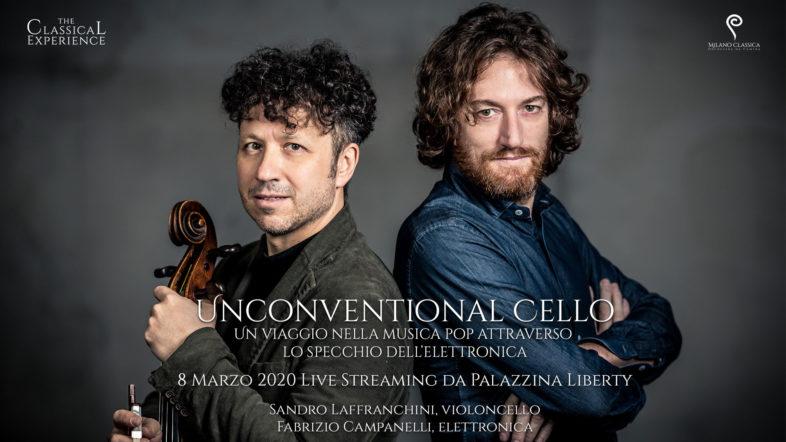 La MilanoClassica non si ferma. L'8 Marzo al via il primo concerto in streaming
