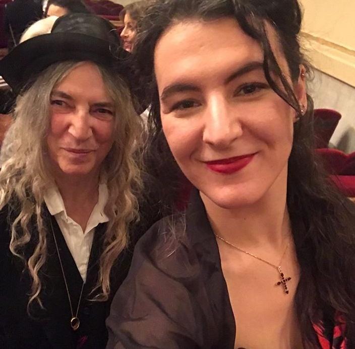 CORONAVIRUS: il messaggio di solidarietà agli Italiani di PATTI SMITH