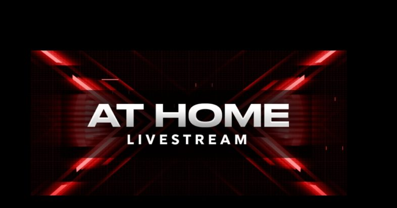 "TIDAL annuncia la serie in livestream gratuito ""At Home With TIDAL"""