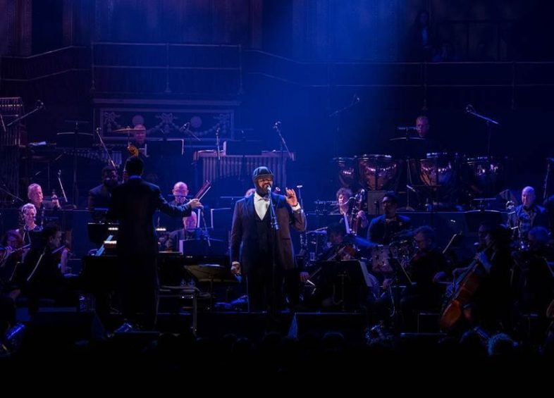 GREGORY PORTER live al Royal Albert Hall di Londra su Youtube