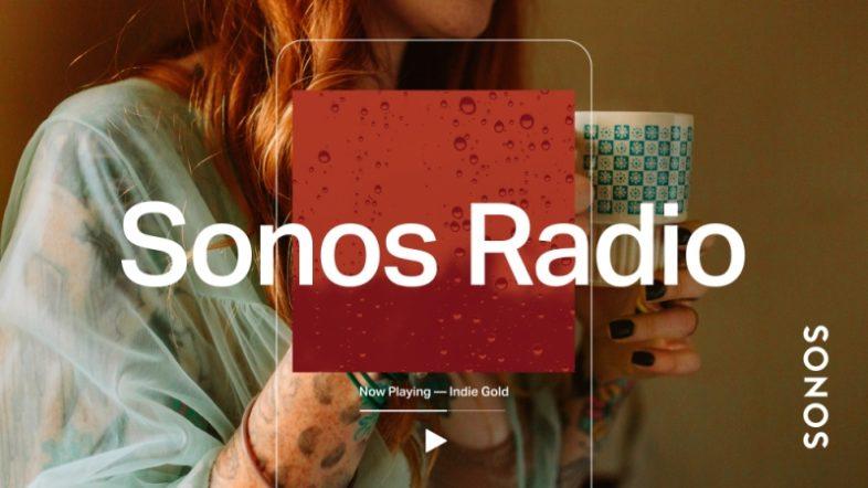 HI TECH: Nasce la SONOS RADIO