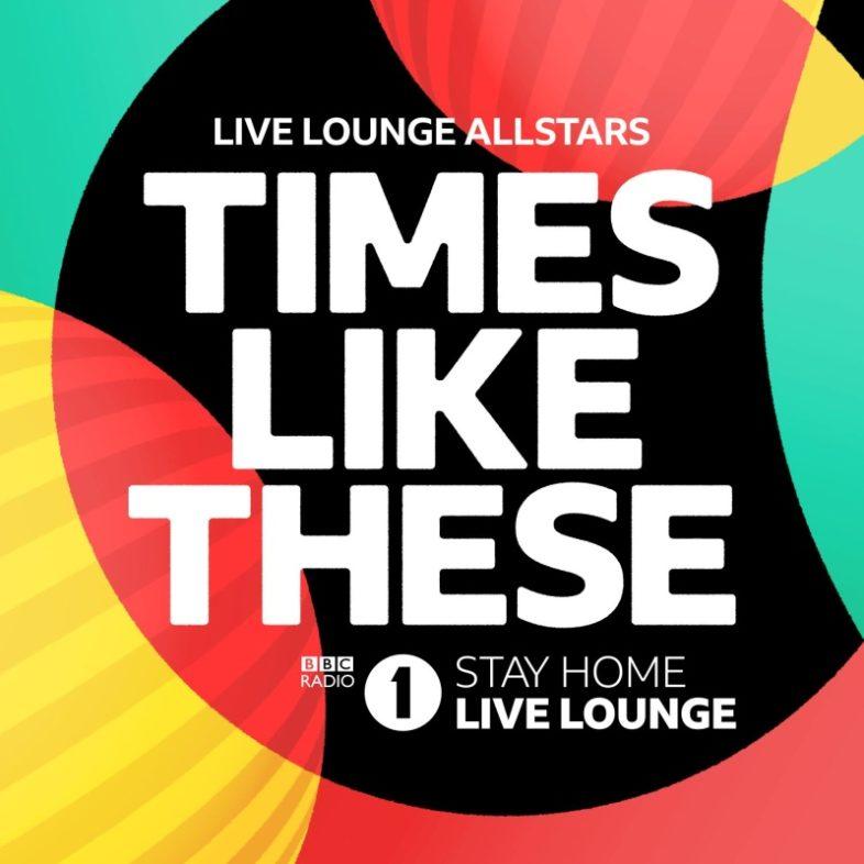 STAY HOME LIVE LOUNGE il Live Lounge di BBC Radio 1