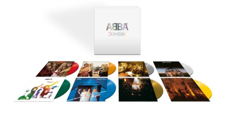 ABBA – 'The Studio Albums' un cofanetto da 8LP
