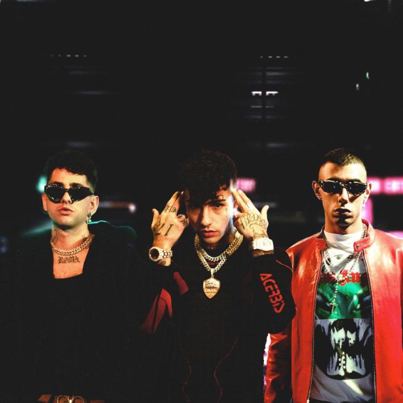 DARK POLO GANG resiste alla numero uno nella classifica italiana album tra i singoli debutta Carl Brave