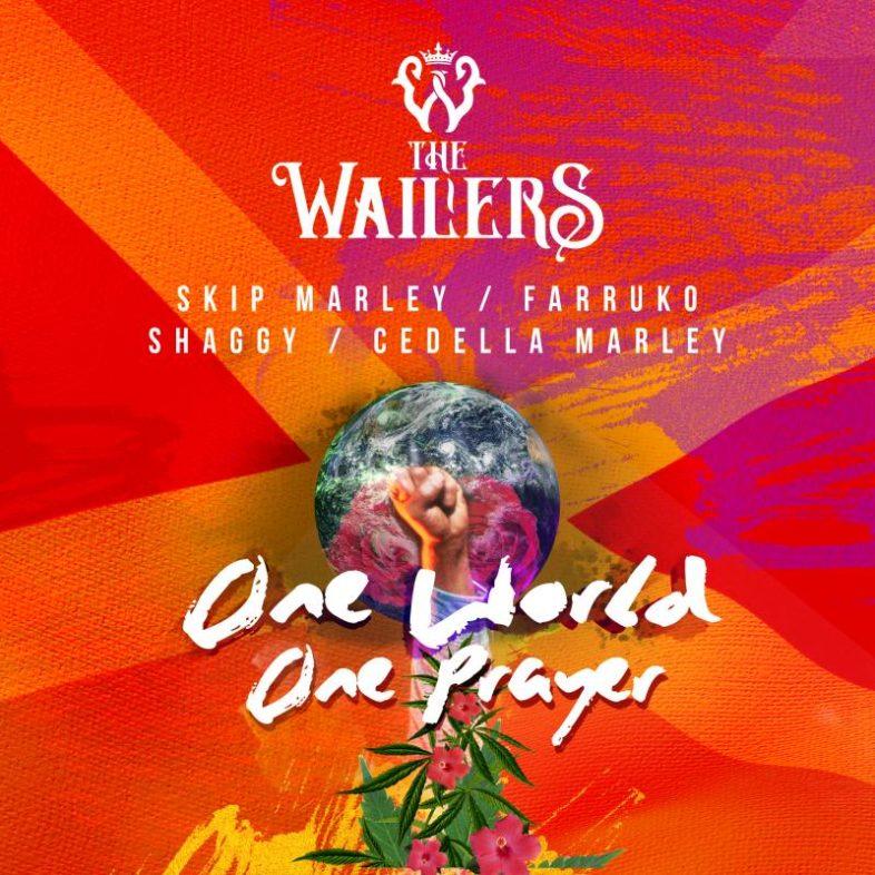 "THE WAILERS ascolta il nuovo brano ""One World, One Prayer"""