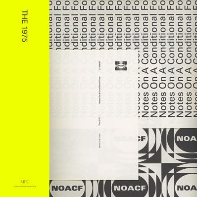 UK ALBUM: N.ro 1 <br>THE 1975 – Notes on a Conditional Form