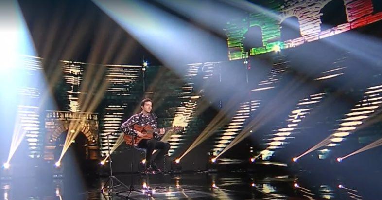 """Eurovision 2020: Diodato con """"Fai Rumore"""" dall'Arena di Verona"""