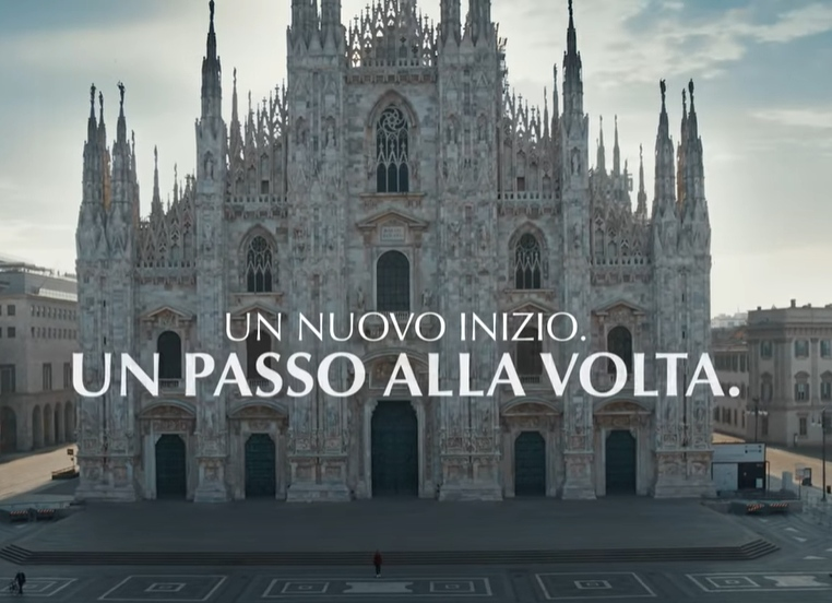 Video : GHALI – Un passo alla volta per la Milano della Fase 2