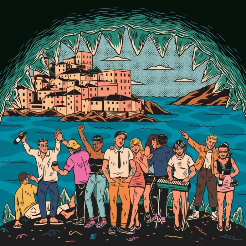 """SAMUEL HERON torna con un nuovo brano """"Nella pancia della Balena""""feat. THE KOLORS"""
