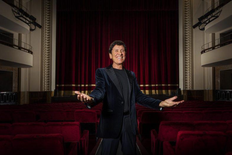 GIANNI MORANDI torna sul palco Il 15 giugno al Teatro Duse di Bologna