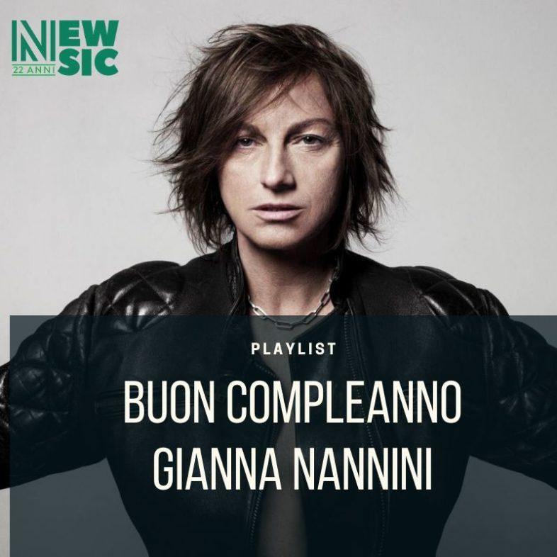 Playlist: Buon compleanno Gianna Nannini