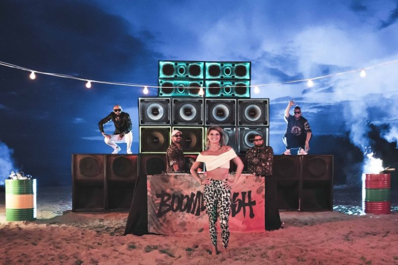 "Video e Testo:  BOOMDABASH & ALESSANDRA AMOROSO – ""Karaoke"""