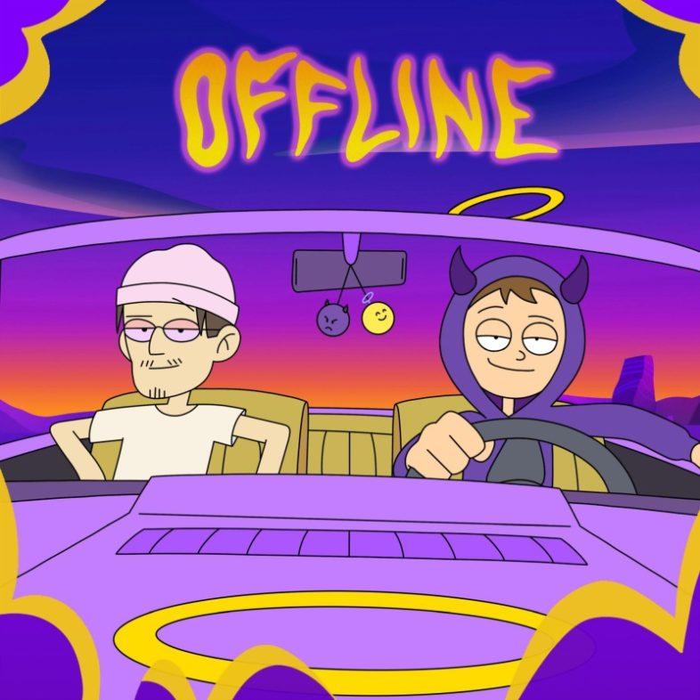 "Video e Testo: THA SUPREME – ""0ffline"" feat. bbno$"