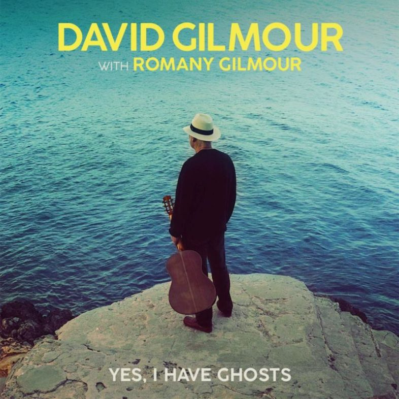 "DAVID GILMOUR ascolta il nuovo singolo ""Yes, I Have Ghosts"" ft. Romany Gilmour"