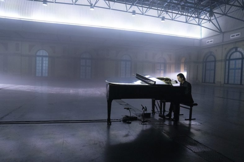 NICK CAVE ALONE at Alexandra Palace il 23 luglio evento in streaming globale