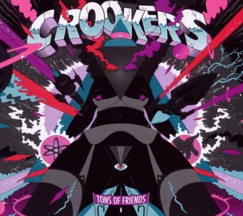 "Intervista story:  CROOKERS – ""Tons Of Friends"""