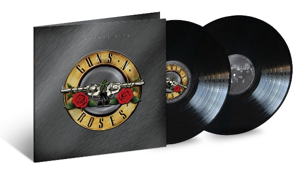 "GUNS N' ROSES – ""Greatest Hits"" per la prima volta in vinile"