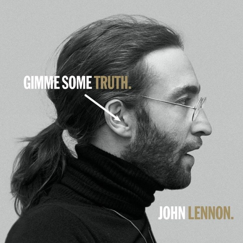 "JOHN LENNON ""GIMME SOME TRUTH"" The Ultimate Mixes in uscita in ottobre"