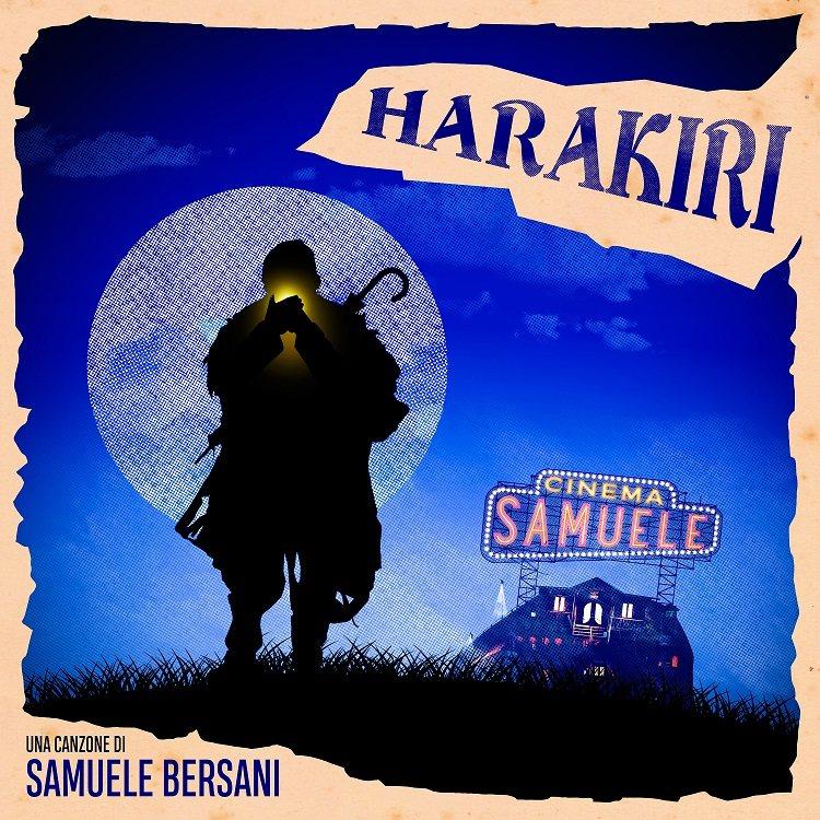 """Video e Testo: SAMUELE BERSANI – """"Harakiri"""""""