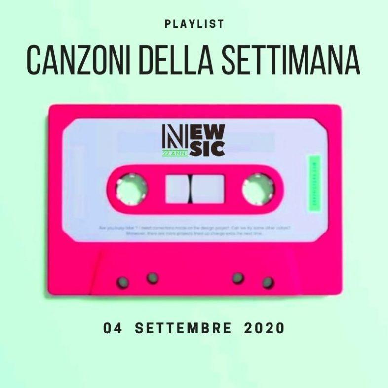 CANZONI DELLA SETTIMANA: le nuove uscite discografiche (04 Settembre) New Music Friday