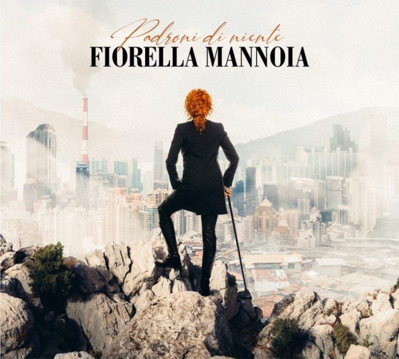 """FIORELLA MANNOIA: """"PADRONI DI NIENTE"""" è il titolo del nuovo album di inediti"""