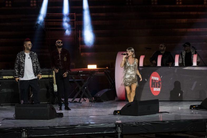 BOOMDABASH & ALESSANDRA AMOROSO ancora una volta il tormentone dell'estate 2020 secondo RTL 102,5