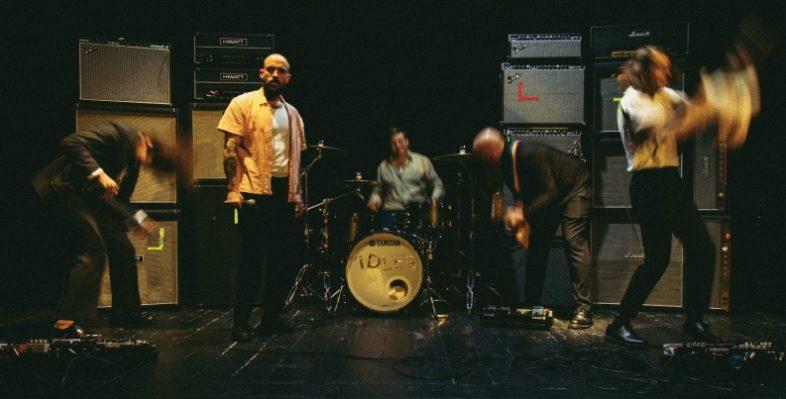 IDLES il 3 giugno in concerto al Fabrique di Milano