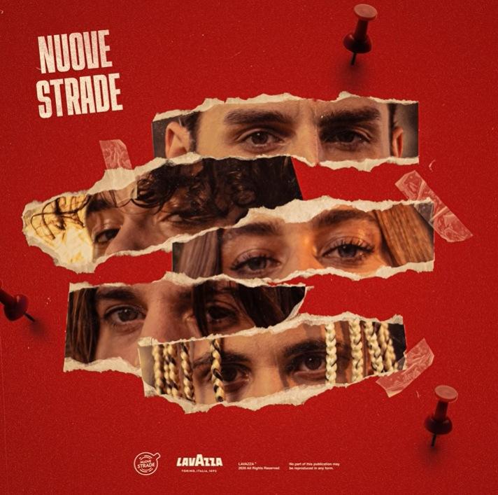 NUOVE STRADE ascolta il progetto di ERNIA, RKOMI, MADAME, GAIA, SAMURAI JAY e ANDRY THE HITMAKER