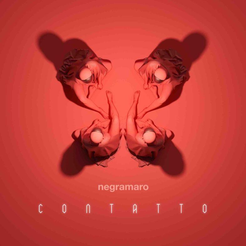 """NEGRAMARO ecco la cover di """"Contatto"""" il loro nuovo concept album"""
