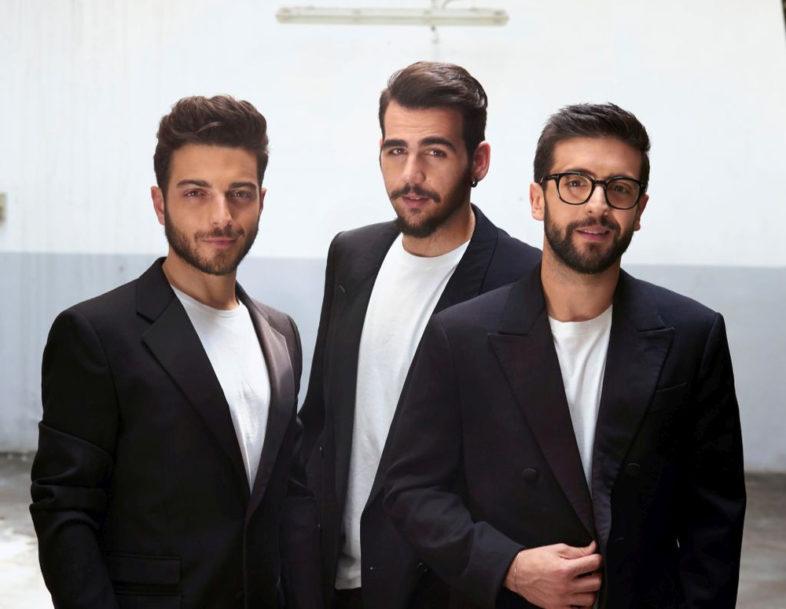 IL VOLO tribute to ENNIO MORRICONE: il concerto il 5 giugno 2021 a Roma