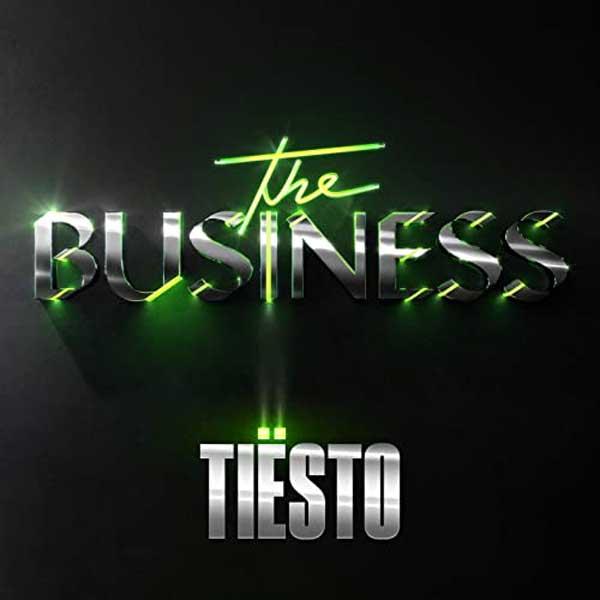 NEWSIC DANCE CHART: N.1 TIESTO – The Business