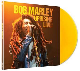 BOB MARLEY in occasione del 75° Anniversario dalla nascita verrà pubblicato 'Uprising Live' per la prima volta su vinile